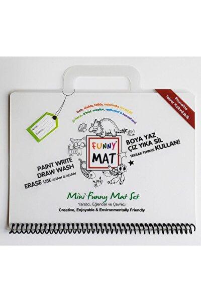 - Funny Mat Durgun Bebe Çocuk Funny Mat Mini Set Tspk008