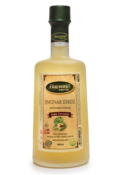 %100 Doğal Fermente Enginar Sirkesi 500 ml