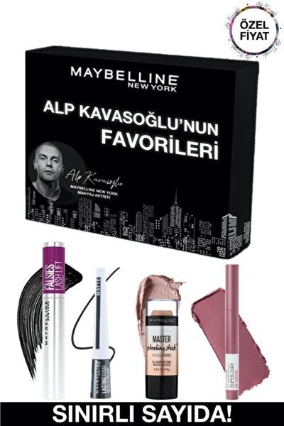 Alp Kavasoğlu'nun Favorileri