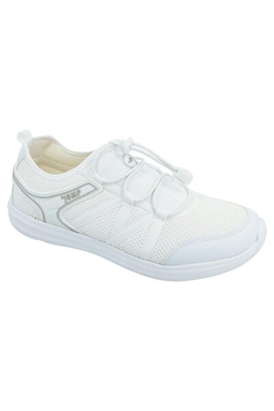 Erkrk Fileli Bağcıksız Spor Ayakkabı