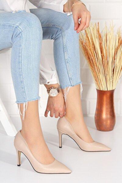 Elegante Topuklu Ayakkabı-ten-byc2001