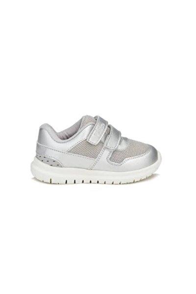 Kız Çocuk Gümüş Spor Ayakkabı