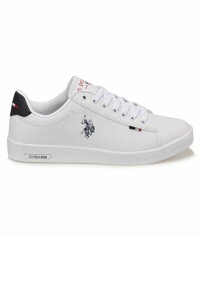 Erkek Beyaz Franco Dhm 100548978 Sneaker Ayakkabı