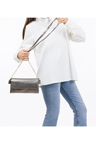 Kadın Zincirli Çapraz Çanta