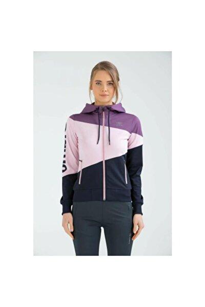 Tift Sportswear Vc-0006 Mor Kadın Sweat