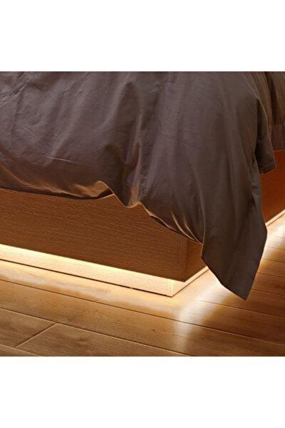 Ally Hareket Sensörlü Şerit Led-yatak Altı Dolap Içi Aydınlatma 1 Metre