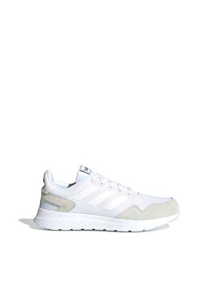 EF0523 Beyaz Erkek Koşu Ayakkabısı 100479449