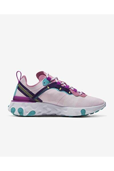 Kadın Pembe Spor Ayakkabısı Bq2728-603