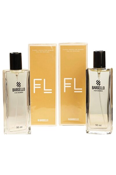 384 Floral + 50 Ml + Edp Kadın Parfüm 2613540804984 x2