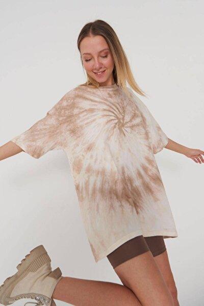 Oversize T-shirt P9566 - A12