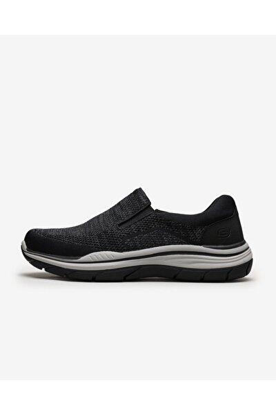 EXPECTED 2.0 - ARAGO Erkek Siyah Günlük Ayakkabı 204000 BLK