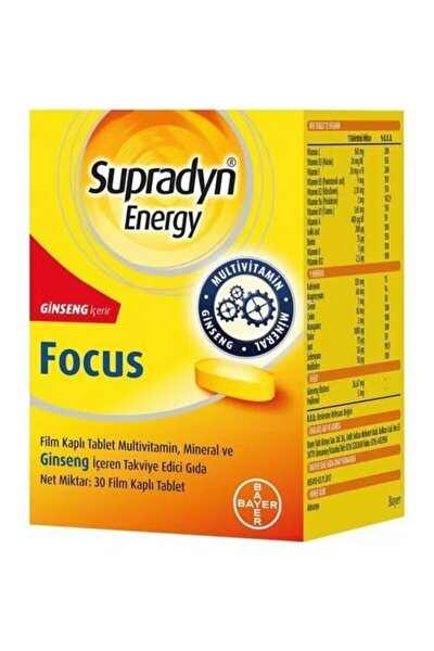 Energy Focus 30 Tablet