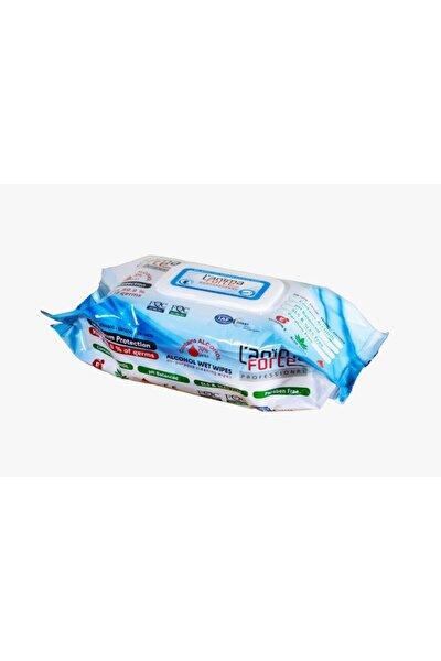 Lanima Forte - 120 Adet Alkollü Islak Mendil - Paket