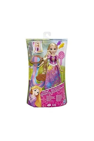 Dısney Prenses Gökkuşağı Saçlı Rapunzel E4646