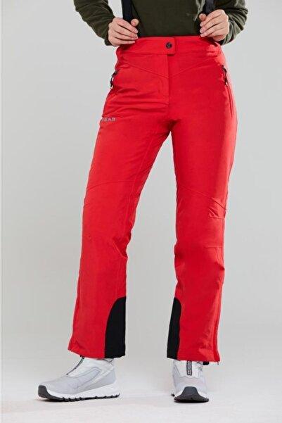 Asama Kadın Kayak Pantolonu Kırmızı