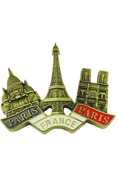 Buzdolabı Magneti Avrupa Şehirleri Paris