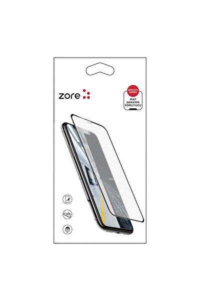 Redmi Note 10 Mat Seramik Tam Kaplayan Ekran Koruyucu
