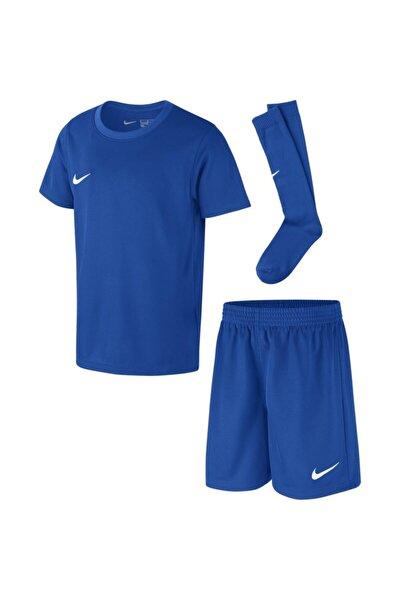 Erkek Çocuk Mavi Dry Park20 Kit Futbol Forma Takımı Cd2244-463