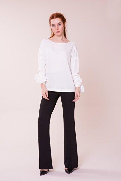 Kadın Beyaz Bluz M18KBX0501XSN