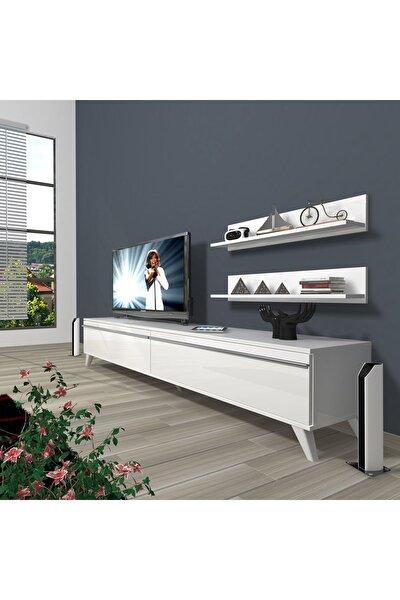 Eko 4 Mdf Std Retro Tv Ünitesi Tv Sehpası