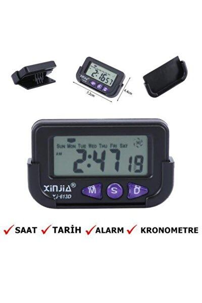 Mini Dijital Kronometre Minibüsçü Saati