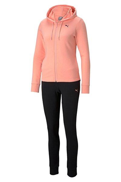 Kadın Sweatshirt Kapüşonlu Takım Classic Hd