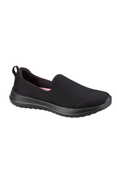 FURY W 1FX Siyah Kadın Comfort Ayakkabı 100785087