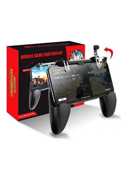 Pubg Mobil Oyun Konsolu Gamepad Controller Ateş Tetik Konsol W10