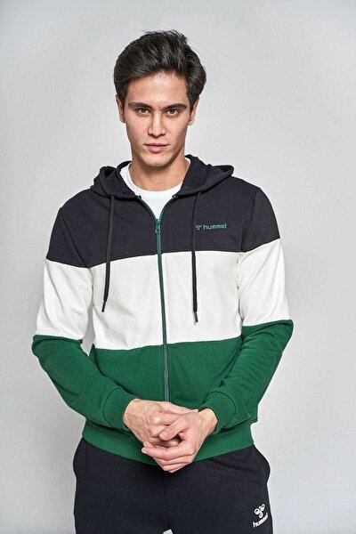 Erkek Yeşil Ophion Fermuarlı  Sweatshirt 921006-9972