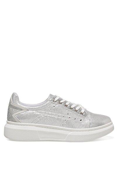 LARK Gümüş Kadın Sneaker Ayakkabı 100526126