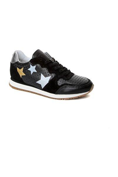 Kadın Siyah Sneaker FW0FW02342