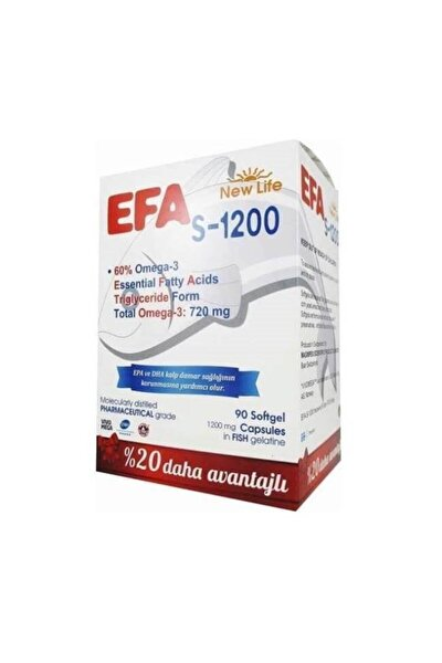 Efa-s 1200 90 Kapsul