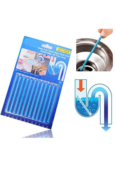 Lavabo Açıcı Gider Temizleyici Lavabo Açma 12 Li