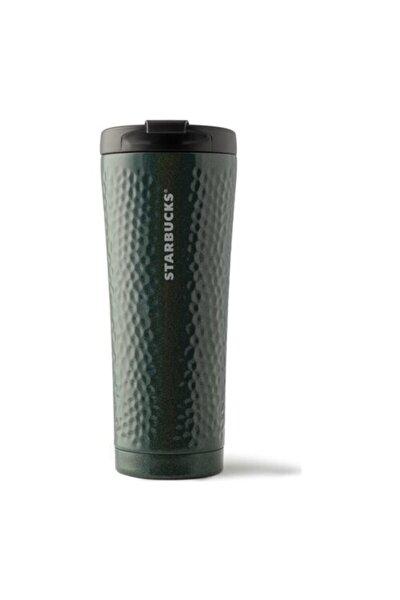 Yeşil Renkli   klasik Seri Termos - 355 ml