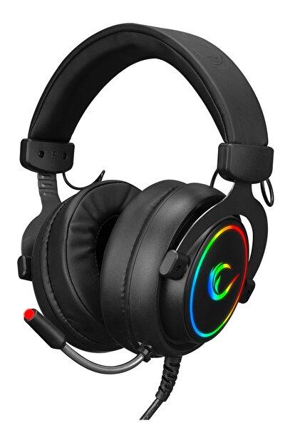 Rm-k11 X-nova Usb 7.1 Rgb Gaming Oyuncu Mikrofonlu Kulaklık