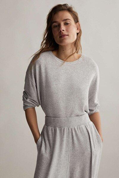 Kadın Comfort Feel Düz Tişört