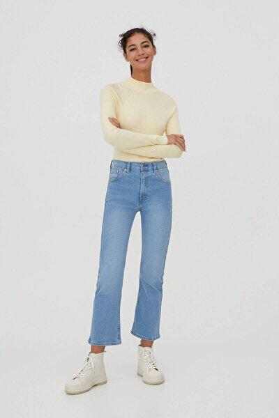 Basic Ispanyol Paça Jean