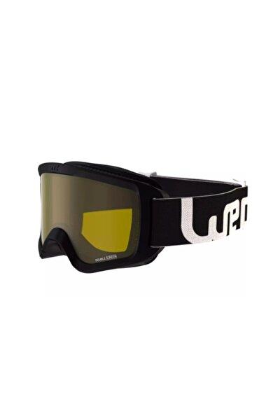 Kayak / Snowboard Gözlüğü - Çocuk - Siyah - G120 S1
