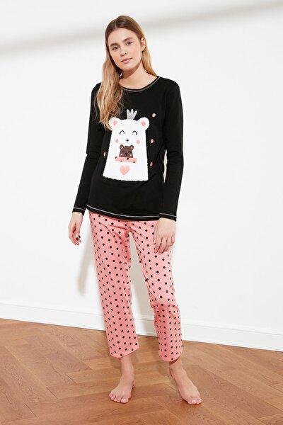 Örme  Pijama Takımı THMAW21PT1125