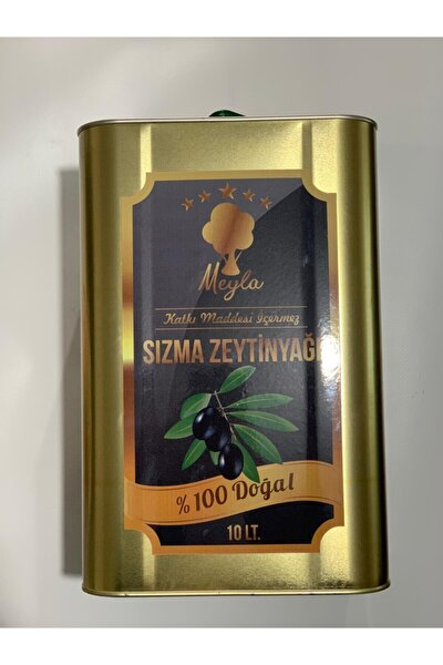 Natural Sızma Zeytinyağı 10 Lt