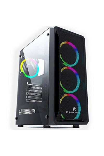 Legend Mesh Panel 4 Adet Raınbow Fan Kasa