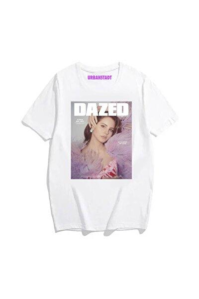 Lana Del Rey Dazed Cover Tişört