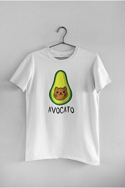 Avocato Yazılı Ve Kadın Tişört