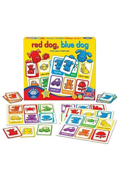 Orchard Kırmızı Köpek Mavi Köpek