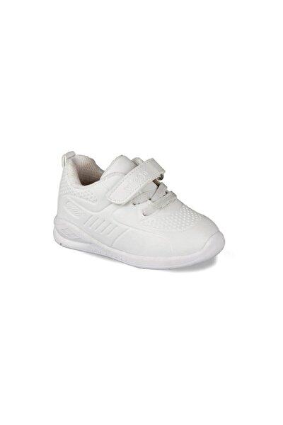 Suga Erkek Kız Çocuk Spor Ayakkabı Beyaz 19-23
