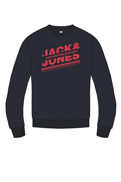 JCOCHILLOX SWEAT CREW NEC Lacivert Erkek Sweatshirt 101057596