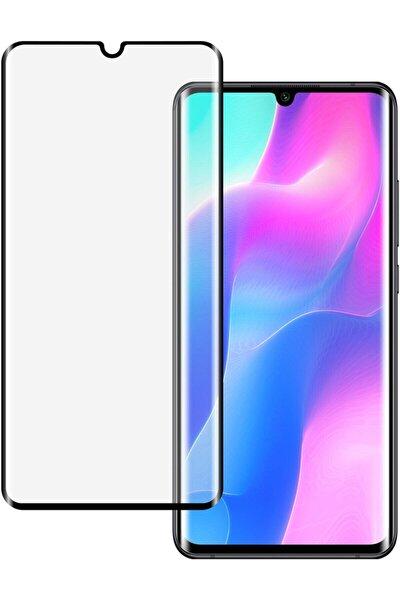 Xiaomi Mi Note 10 Lite Tam Kaplayan Nano Ekran Koruyucu Cam