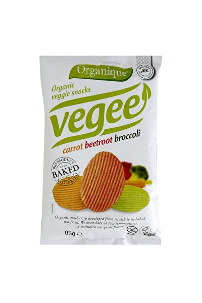 Vegee Organik Cips 85 gr