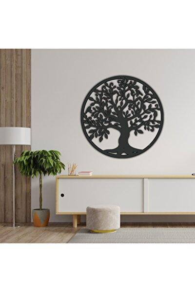 Yaşam Ağacı Metal Duvar Dekoru, Oturma Odası, Ofis Dekoru , Hayat Ağacı Metal Tablo