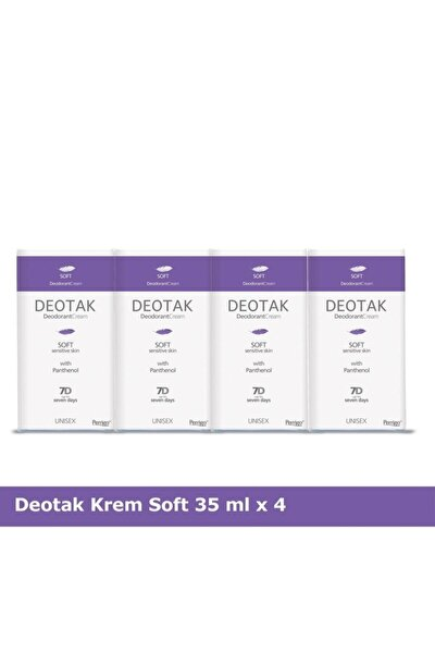 Krem Deodorant Soft X 4